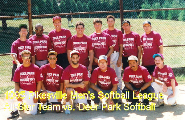 Darron Tabatznik 1995 All Star Team